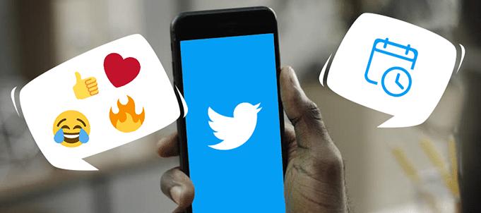 galsen cm - nouvelles fonctionnalités twitter