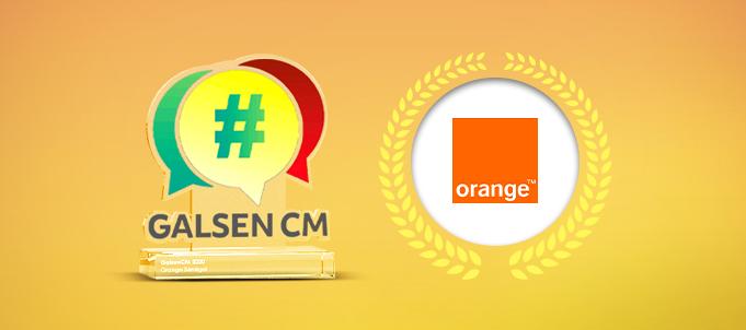 Galsen CM 2020 - Ibou Orange